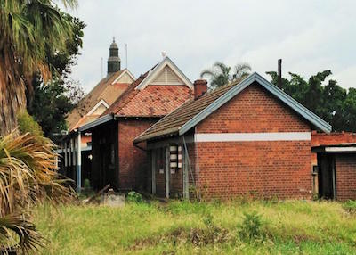 Pietermaritzburg Railway Station - Heritage Portal - October 2015
